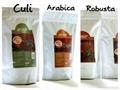 Arabia Robusta Culi Kopi Luwak Roasted Coffee Beans 1