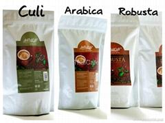 Arabia Robusta Culi Kopi Luwak Roasted Coffee Beans