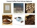 Spray Dried Instant Coffee SH