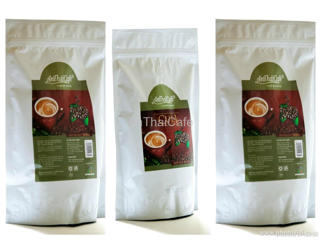 Robusta Roasted Coffee Beans 5