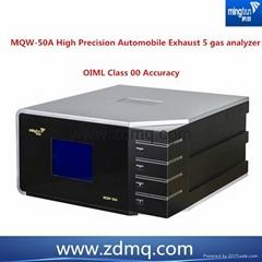 VMAS高精度機動車五氣分析儀