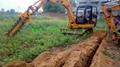 excavator trencher,skid loader trencher