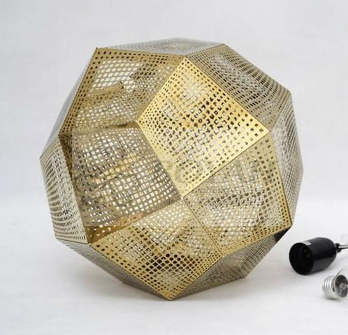 tom dixon etch shade pendant lamp 1
