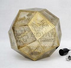 tom dixon etch shade pendant lamp