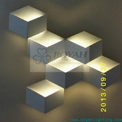 the fold wall sconce