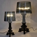 Kartell bourgie table lamp 1