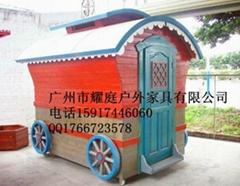 廣場售貨車