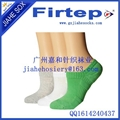中國針織襪業製造商定製純棉運動襪 3