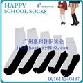 中國襪廠定製學校襪子出口到非洲