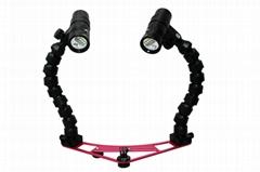 waterproof led diving lights led diving