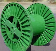 鐵電纜軸盤