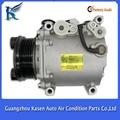 MCS90C electric 12v auto ac compressor