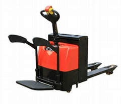 full-electric pallet truck