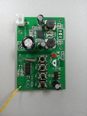 4ohm 12V 15W mono FM radio amplifier board