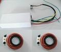 Digital bluetooth amplifier module with
