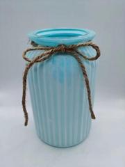 玻璃烛台,玻璃罐
