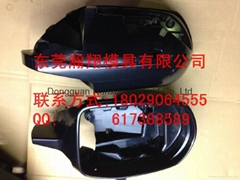 Automobile rearview mirror