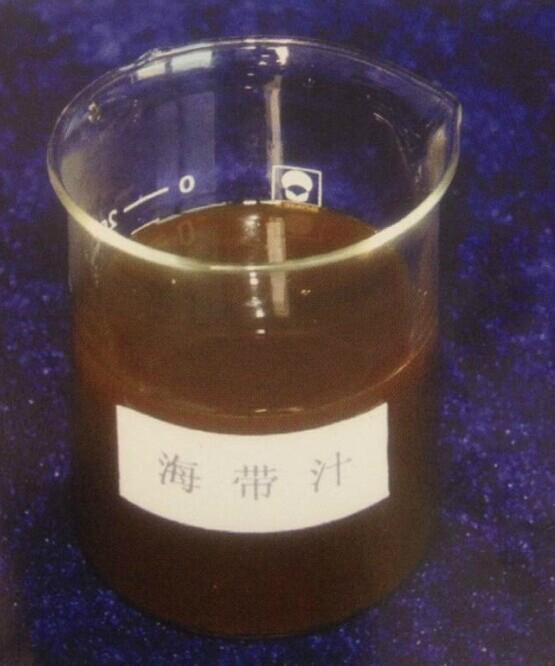 Kelp juice concentrate 1