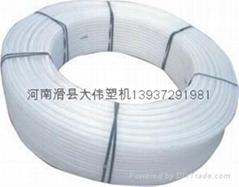 供應生產PE塑料管機器