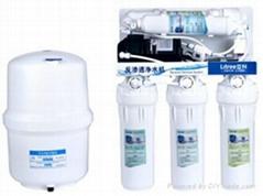 立升LU5A5-PCR-2A型純水機