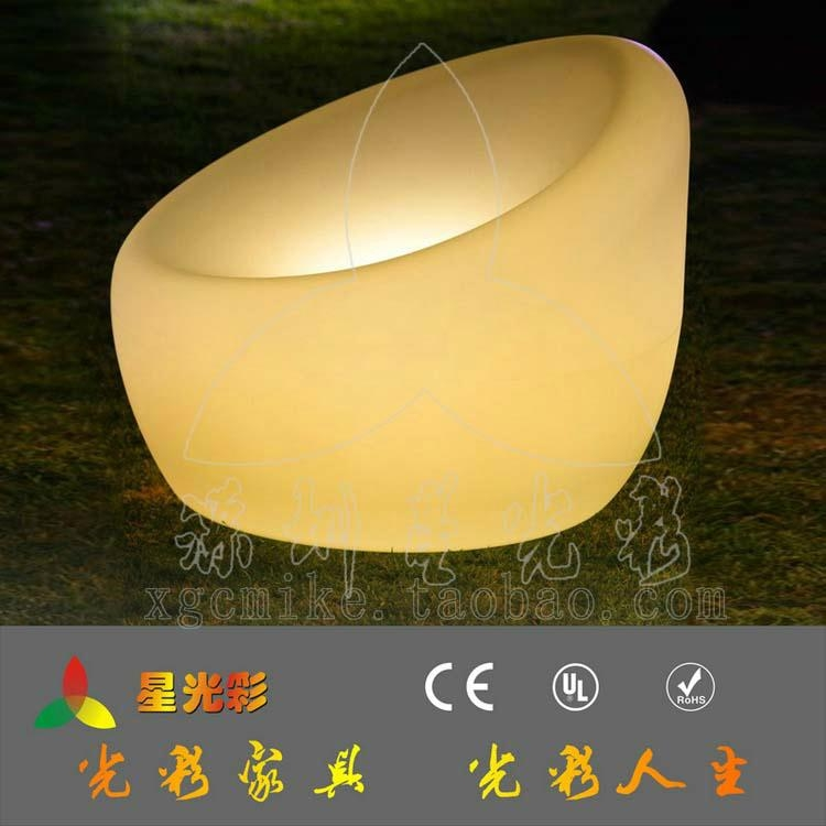 发光椅子 1