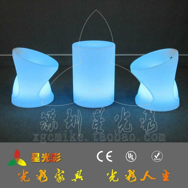 发光椅子 4