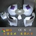 發光椅子 4