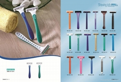 Hotel Supplies Disposable Shaving Razor Hotel Amenities