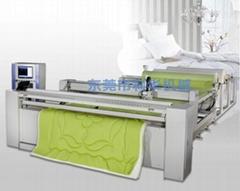Full-Auto Single-Needle Quilting Machine