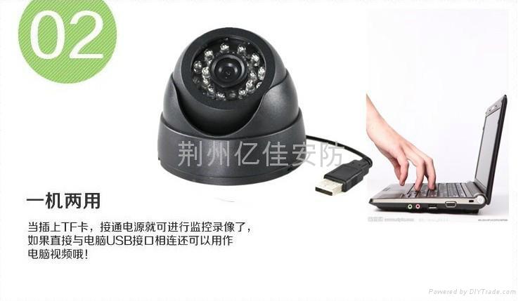 監控攝像頭 1