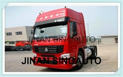 SINOTRUK HOWO 4x2 tractor trucks for sale