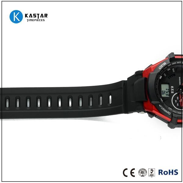 3 Bar 2017 Digital Watch Stainless Steel Back Water Resistant 8