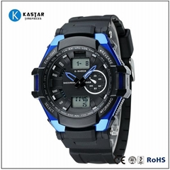 military multifunction digital watch for men