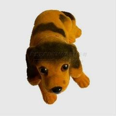 提供植絨植毛動物塑膠儿童公仔玩具產品
