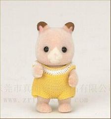 東莞市臻茹噴毛廠專業提供塑膠毛絨動物玩具