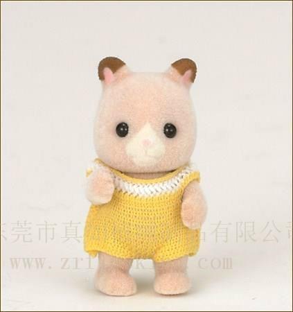 东莞市臻茹喷毛厂专业提供塑胶毛绒动物玩具 3