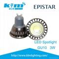 3W5W7W LED  Spotlight GU10 MR16