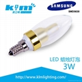 factory direct provide 3W4W5W LED Candle