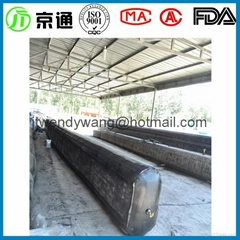 inflatable rubber culvert balloon