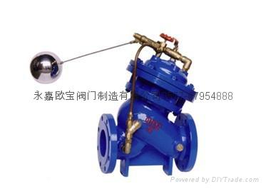 F745X多功能遥控浮球阀 1