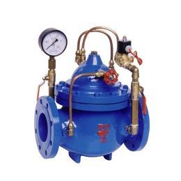 600X水力电磁控制阀 1
