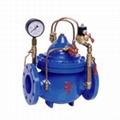 600X水力电磁控制阀