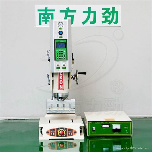 超聲波焊接機 2