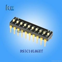 KE TaiWan DIP switch DSIC10LHGET