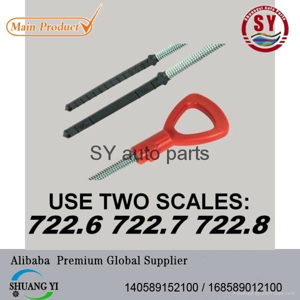 Mercedes benz 722 6 722 7 722 8 transmission oil dipstick for Mercedes benz transmission fluid dipstick tool 722 6
