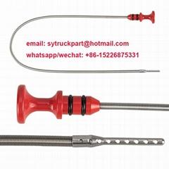 Engine Oil Dipstick Upgrade 11437509784 For MINI Cooper R52 R53 Cooper S 1.6L