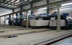 張家港多元機械加氣混凝土生產線設備