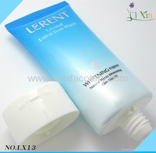 Cosmetic Plastic Tube Cream Tube Cosmetic Packaging Soft Tube 5