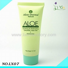 plastic tube cosmetic tube