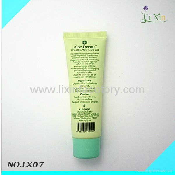 plastic tube cosmetic tube  5